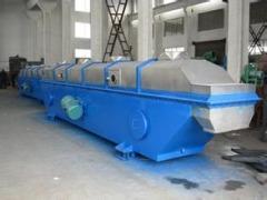 氯化聚乙烯烘干流化床干燥机的图片