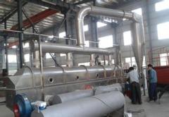 磷酸三钠流化床烘干机的图片
