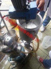 铝镁加混悬液胶体磨的图片