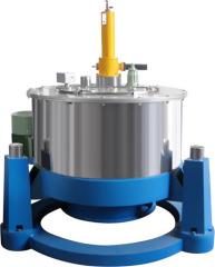 江西龙达选矿设备 刮刀下卸料全自动pgz800离心机