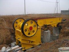 江西龍達選礦設備淘金機 小型 PE400*600 破碎系列