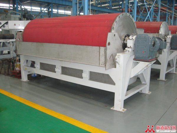 江西龙达黄金精选机、GTB-1218干粉磁选机图片