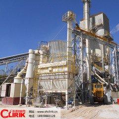 大型矿石磨粉设备  石膏微粉磨加工设备的图片
