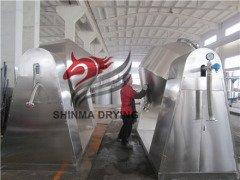 洁净环保型SZG系列真空干燥机、双锥回转真空干燥机组的图片