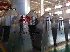 应用广泛型双锥回转真空干燥机SZG-1000的图片