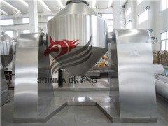 大型双锥回转真空干燥机 SZG系列常州新马干燥真空干燥设备的图片