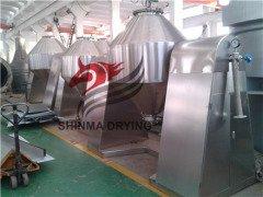 常州新马干燥SZG-3500型双锥回转真空干燥机的图片