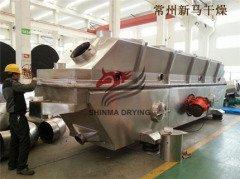新马干燥ZLG10×1.2葡萄糖酸钠振动流化床干燥机的图片