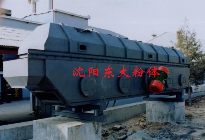 复合振动流化床干燥(冷却)机图片