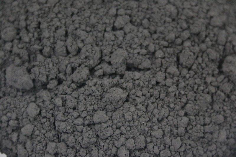 超微细竹炭粉 12000目的图片