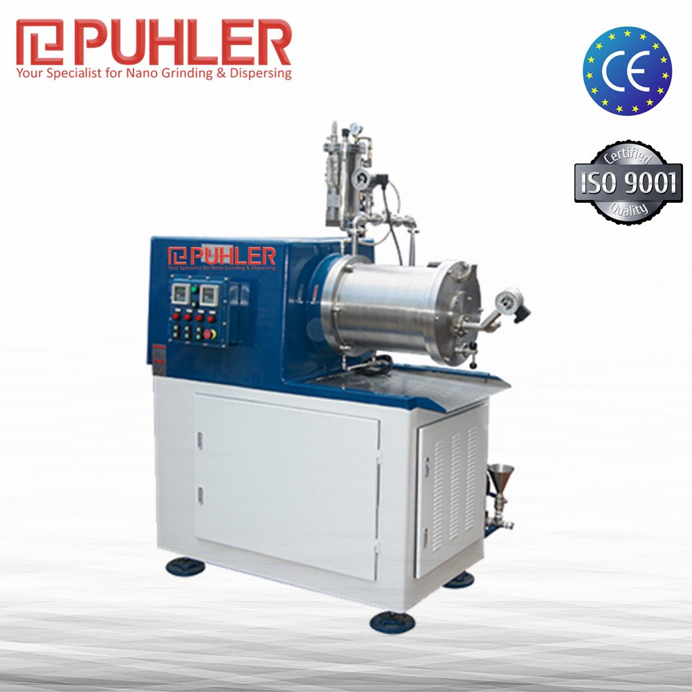 Puhler 纳米砂磨机的图片
