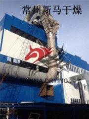 大米粉二级气流干燥机的图片