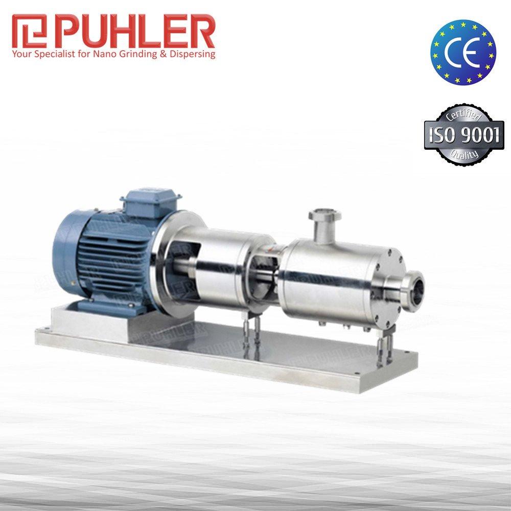 派勒高剪切乳化机 间歇式乳化机的图片