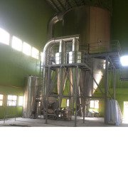 发酵液高速离心喷雾干燥机的图片