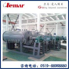 3000L磷酸铁锂耙式真空干燥机的图片