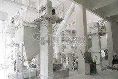 高岭土、陶瓷雷蒙磨粉机新型雷蒙磨磨粉机的图片