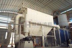 桂林鸿程超细磨粉机非金属矿磨粉机万能粉碎机的图片