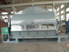 腐植酸钠专用滚筒干燥设备工艺的图片