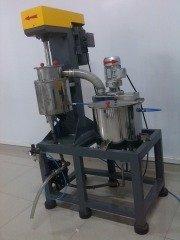 实验室循环磨的图片