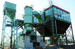 超大型锰矿磨粉机摆式雷蒙磨粉机的图片