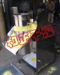 药物冲剂制粒、鸡精制粒、板蓝根制粒专用旋转制粒机的图片