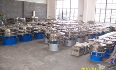 全不锈钢制作振动筛  圆型振动筛  圆形筛分设备 全网最低报价的图片