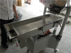 振荡筛生产商  ZS1000圆形振动筛  FS系列方形振动筛 能耗低不扬尘的图片