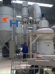 R系列小型雷蒙磨粉機節能環保先進非金屬礦磨粉設備的圖片