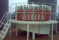 威海海王礦山機械氫氧化鋁分級旋流器