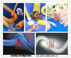 pvc塑筋增强螺旋管