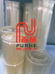 特殊耐磨損,無加強型軟管,扁管,吸塵管