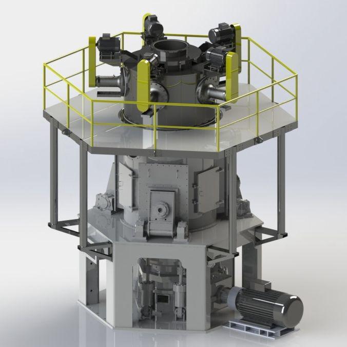 VSLM-1100H 超細立磨的圖片