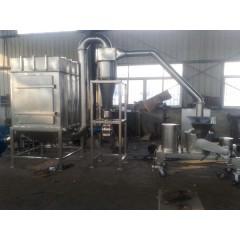 和正干燥定制生产芥麦粉碎专用WFJ-15/30/60型高效超微粉碎机的图片