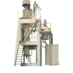 大型立式濕法攪拌研磨機