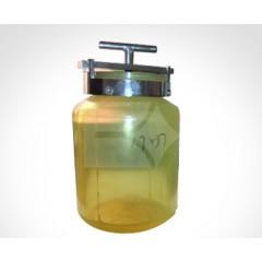 聚氨酯球磨罐 管磨机用球磨罐纯聚氨酯球磨罐的图片