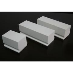 氧化铝砖 研磨设备内衬 耐磨材料 氧化铝板