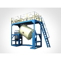 斜式混料机 高效混料机 斜式混料机 无死角混料机 实验混料机的图片