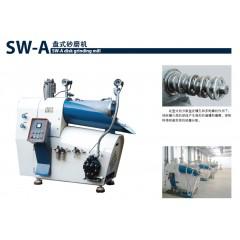 SW-A盘式砂磨机的图片