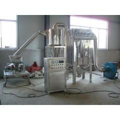 WFJ-15型微粉碎设备  茶叶粉碎机  热敏性物料粉碎机的图片