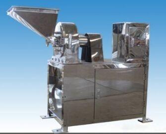 化工材料专用粉碎机的图片