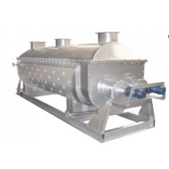 碳酸钙专用空心桨叶烘干机的图片