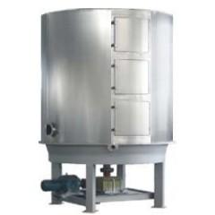 活性碳酸钙专用盘式烘干机的图片