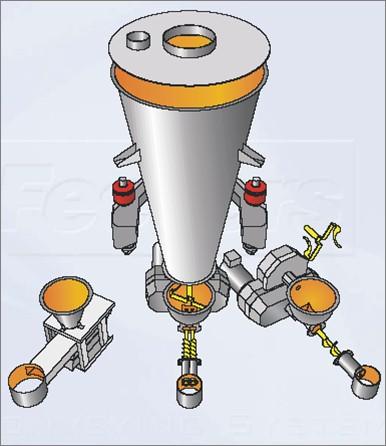 高精度批量喂料器的选择的图片