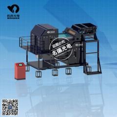 名德矿石色选机 非金属矿专用 可满足120目-10公分 分选精度高 产量高