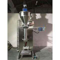 第三代超细粉脱气式称重式螺旋包装机的图片