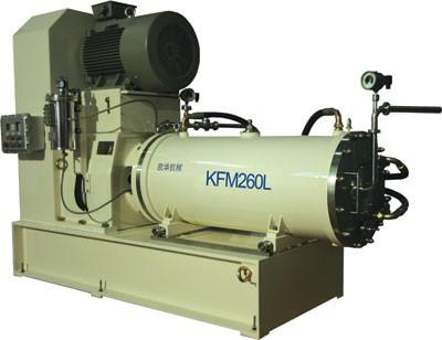 钛白粉专用研磨机的图片