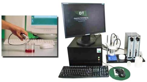 DT-300系列高浓度Zeta电位分析仪的图片