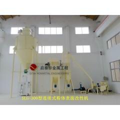 SLG-3/300連續式粉體表面改性機