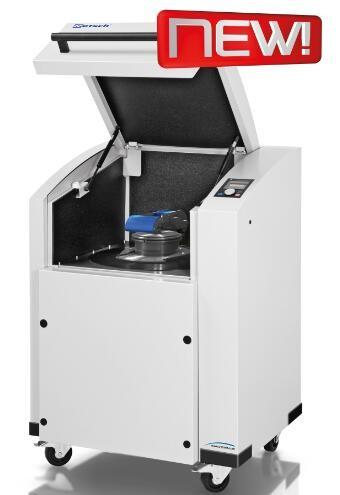 震动盘式粉碎研磨仪(机)RS200的图片