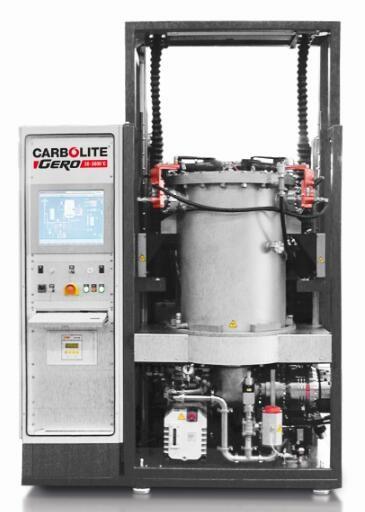 Carbolite•Gero(卡博莱特•盖罗)HBO真空罩式金属炉的图片